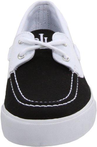 Lauren Dames Breeana Fashion Sneaker Zwart / Wit