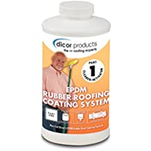 Dicor RPCRPQ EPDM Rubber Roofing Coating System roof Cleaner/Activator - 1 Quart