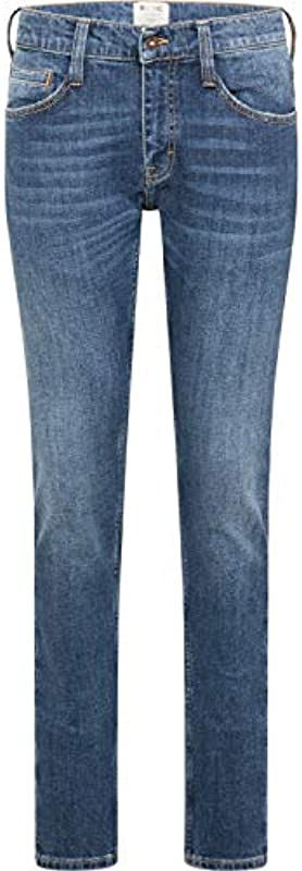 MUSTANG męskie jeansy Slim Fit Oregon Tapered: Odzież