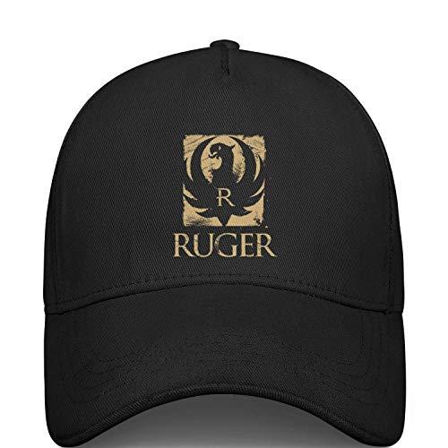 Unisex Casual Baseball Cap Sturm-Ruger-Logo- Classic Adjustable Strapback Hat