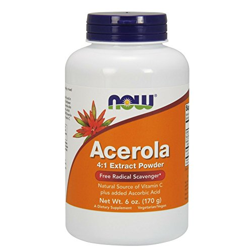 NOW Foods B001F0QVHA Acerola 6 Ounce product image