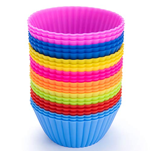 Silicone Cups%EF%BC%8CSAWNZC Reusable Non stick Standard product image