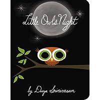 Little Owl's Night