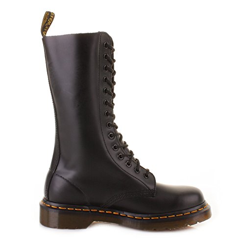 Smooth SIZE Dr Unisex DM 1914 Martens 11 black Boots Rxw6aq