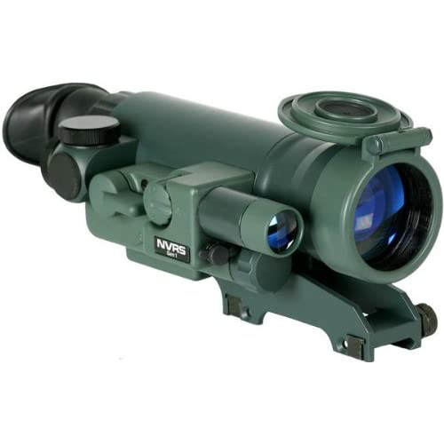 Yukon NVRS Titanium 1.5x42 Night Vision Rifle Scope, Weaver Mount