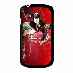 Serie A Football Club Phone Carcasa de telefono,AC Milan Samsung Galaxy S3Mini Cover,Samsung Galaxy S3Mini Associazione Calcio Milan Cover