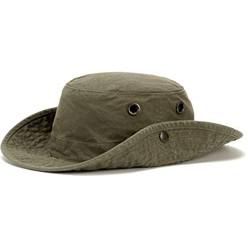 d712e5a51e2 Tilley T3 Wanderer Hat - Olive - 7 7 8