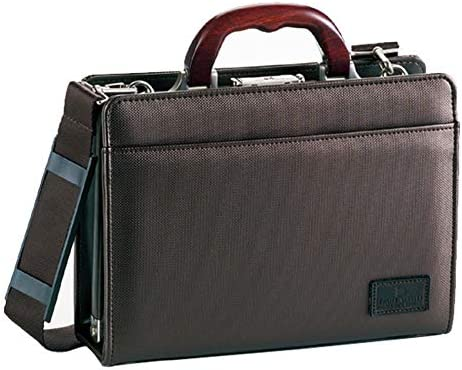 フィリップラングレー ビジネスバッグ メンズ 22280 チョコ ブラウン[bc-1]