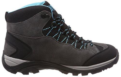 Hiking High Shoes Rise Bruetting Grau T Grey WoMen Bona Mount wCXWqZR