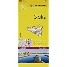 Italy: Sicily map MH365 1:220.000