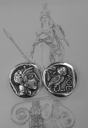 Mark of Athena Coin Greek God & Goddesses Coin Collection, (#12S) (Victory Goddess)