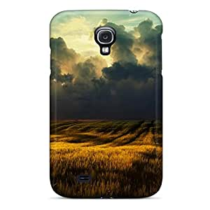 Premium Cornfield Back Cover Snap On Case For Galaxy S4