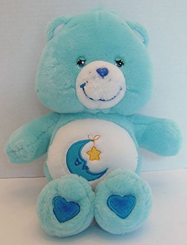 Care Bears 12 Bedtime Bear Plush Doll by Care (Maple Doll Bed)