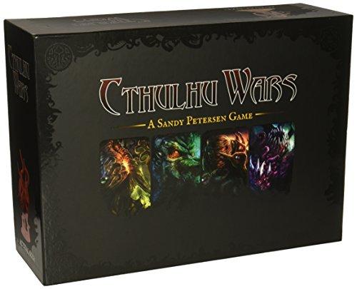Petersen Games Cthulhu Wars (Game Of War Fire Age Book)