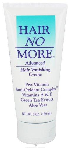Hair No More Advanced Hair Vanishing Creme - 6 Oz, 3 Pack