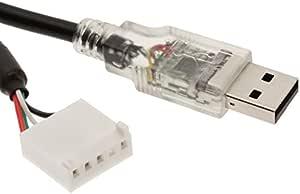 Gearmo USB to 3.3V / 5V TTL Auto sensing adapter