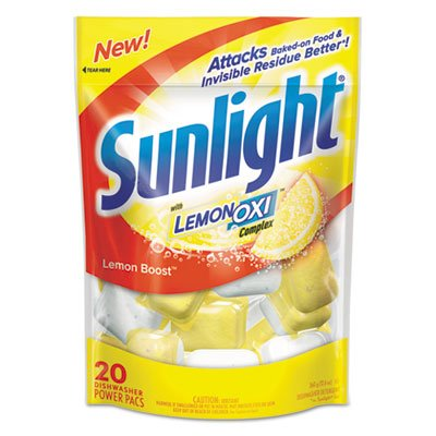 C-Sunlight Pwdr Auto Dish 20Oz Lmn ()