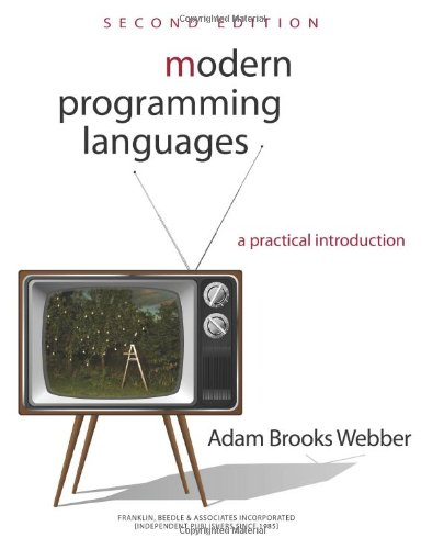 Modern Programming Languages: A Practical Introduction 2nd Edition