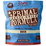 Primal Pet Freeze Dried Duck Dog 14oz