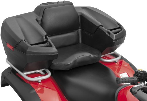 - QuadBoss QBF-R/S4 Rest and Storage Rear Trunk