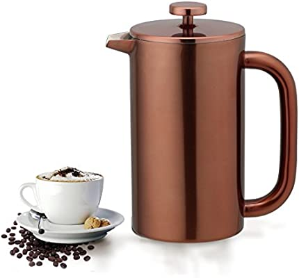 Highwin 8-cup/34-ounce doble pared aislante acero inoxidable ...