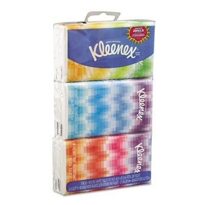 KIMBERLY-CLARK PROFESSIONAL KLEENEX Facial Tissue Pocket Packs KCC 11976
