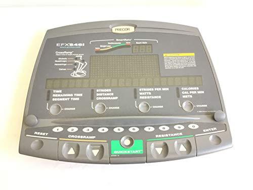 - Precor Display Console Panel 45751-104 Works EFX 546i HR C546i (00X8) Elliptical