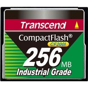 Transcend TS256MCF200I memoria 256 MB CompactFlash (CF) tarjeta de ...