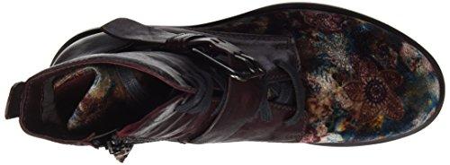 Mjus 544257-0101, Rangers Boots Femme Multicolore (Barolo/Porto 0001)