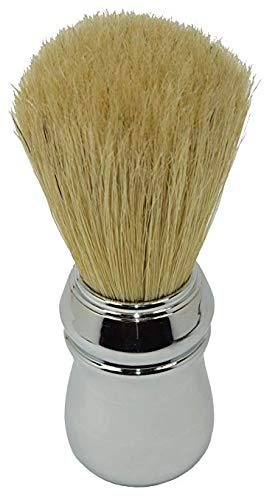 (Omega Shaving Brush #10048 Boar Bristle Aka The PRO 48)