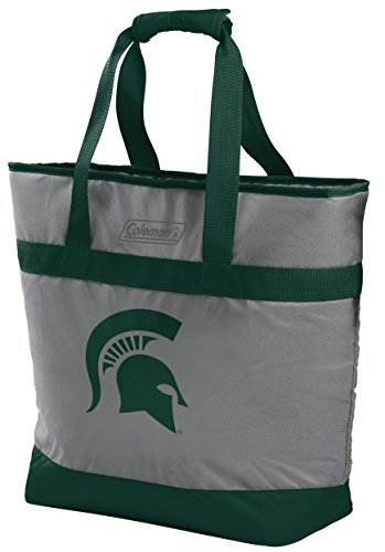 (Rawlings NCAA Michigan State Spartans Unisex 07883038111NCAA 30 Can Tote Cooler (All Team Options), Green, X-Large)