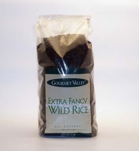 Wild Rice - 5 lb by Gourmet Valley