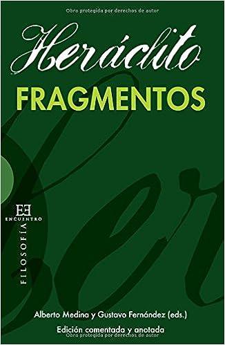 Fragmentos  - Heráclito