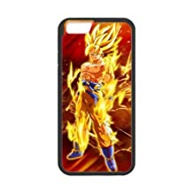 Hot Sale iPhone 6/6S PLUS (5.5 inch) Screen Cover Case With Dragon Ball Z Black iPhone 6/6S PLUS (5.5 inch) Case Unique And Beautiful Designed Phone Case