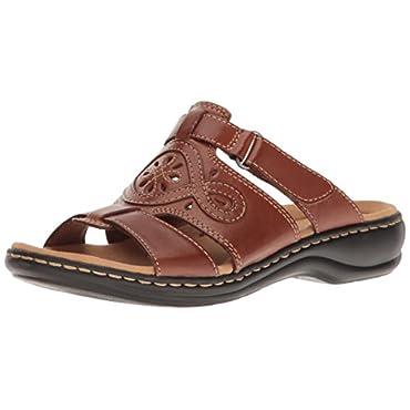 Clarks Leisa Higley Slide Sandal (7 Color Options)