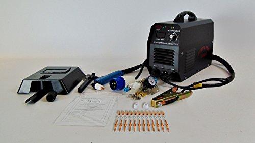 Dirty Pro Tools™ Professional 220v 50 Amp Plasma Cutter Steel Copper Dc Inverter Air Machine Digital