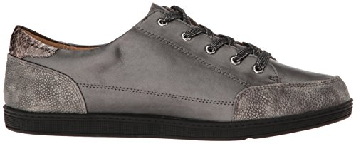 Soft Style Hush Puppies Womens Fairfax Flat Dark Pewter 3xpfC