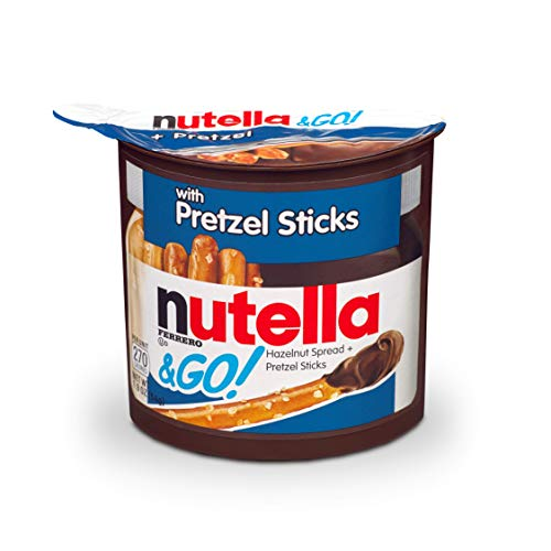 Expert choice for nutella dippers