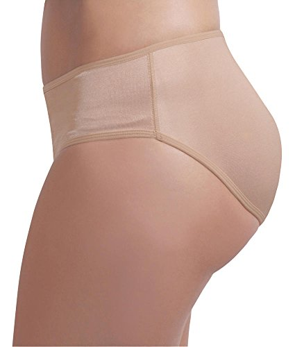 Fashion Forms Women's Buty Panty, Nude, Large