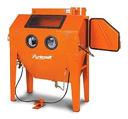 Unicraft – 3 – SSK cabinas chorro de arena para limpia Inyección trabajar