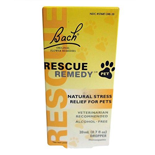 Bach Rescue Remedy Pet 20Ml by Bach
