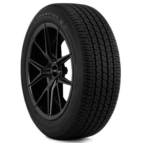 Firestone Champion Fuel Fighter Performance Radial Tire - 225/45R17 91V (Firestone 225 45 17)