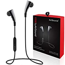 AirSound X300 Acoustic Wireless Bluetooth Earphone Magnetic-