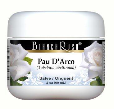 Pau Darco Lotion - PAU D'Arco (Ipe Roxo) - Salve Ointment (2 oz, ZIN: 428019)