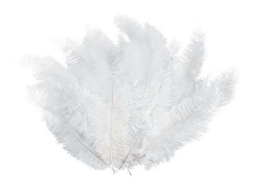 Blondine Feather Blondine 12 White 12 Feather pkt White White Blondine pkt Feather 6aq5wUAq