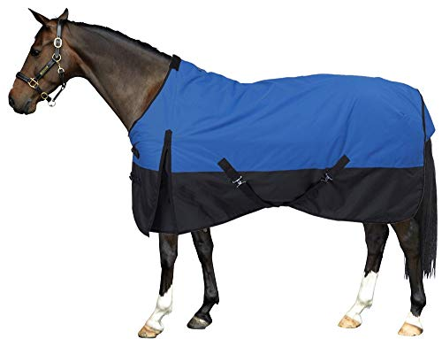 HORZE Storm 600 Denier Waterproof Midweight Turnout Blanket - 200 gm. ()