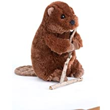 "Buddy Beaver 7"" by Douglas Cuddle Toys"