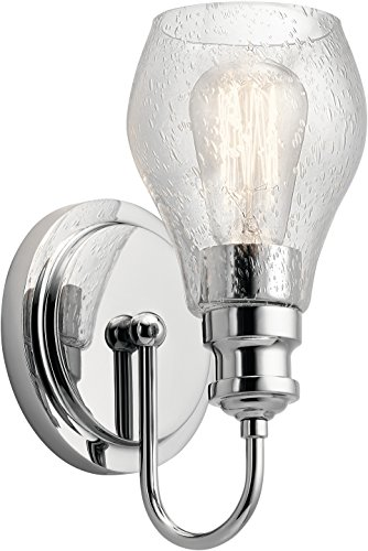 Kichler 45390CH One Light Wall Sconce