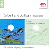 Sullivan - Ruddigore; Merchant of Venice Suite By N/A (0001-01-01)