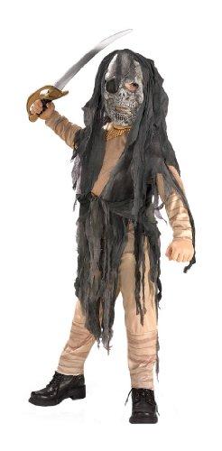Ghostship Pirate Costume - Large]()